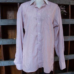 Christian Dior Striped long sleeve Button Down